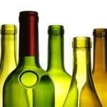 Бутылки, которые сдают на стеклотару