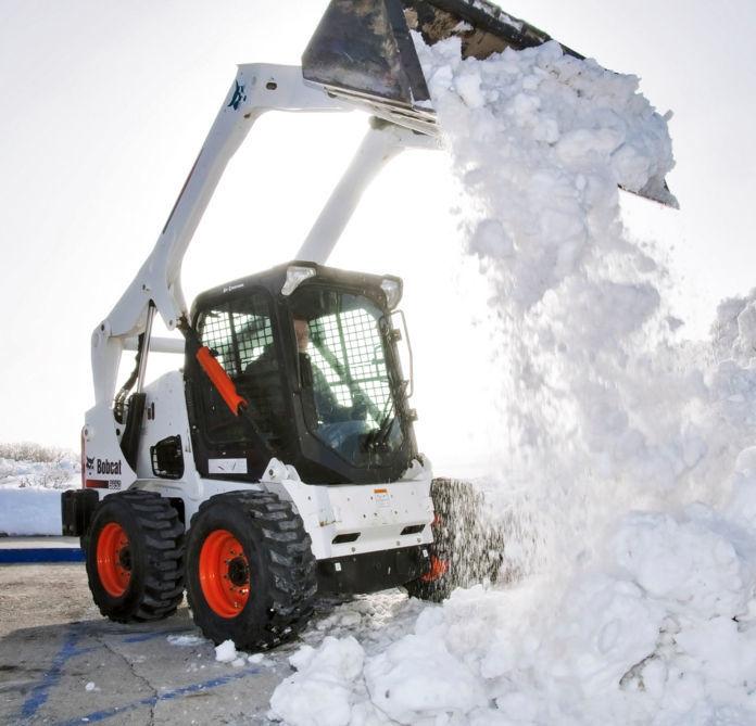 Уборка снега альпинистами цена