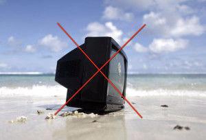 компоненты телевизоров имеют множество вредных для экологии металлов и химических элементов