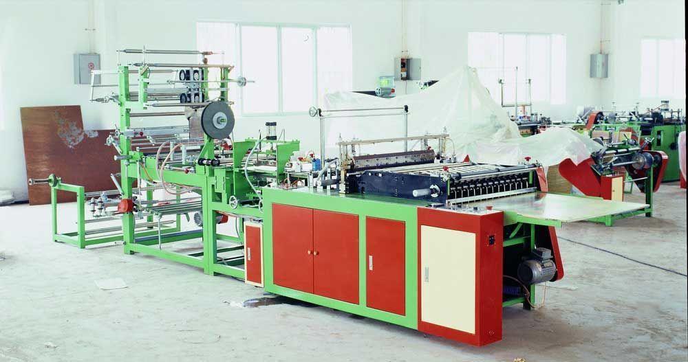 линия производства полиэтиленовых пакетовоборудование для производства полиэтиленовых пакетов