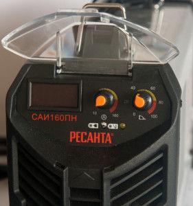 регулировка тока на Аппаратах Ресанта
