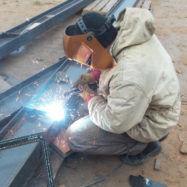 Услуги по сварочным работам в Екатеринбурге