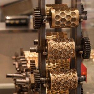 Аппарат для формировки карамели