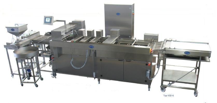 Аппарат для изготовления пончиков