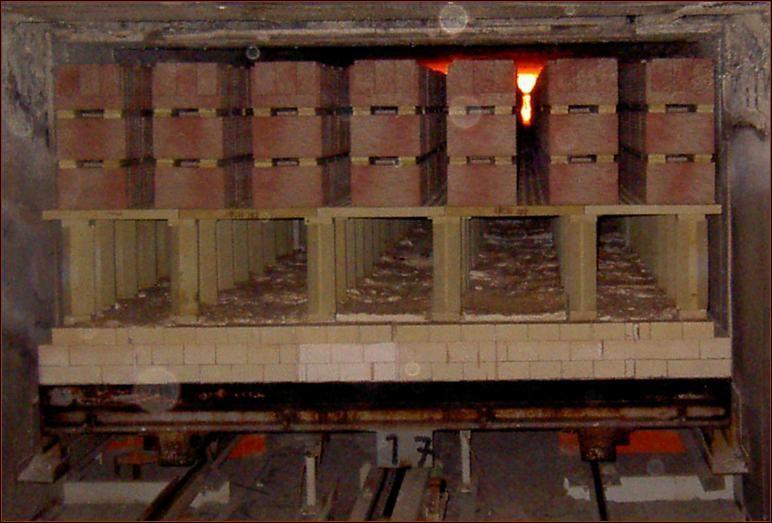 Печь для обжига стекла в домашних условиях