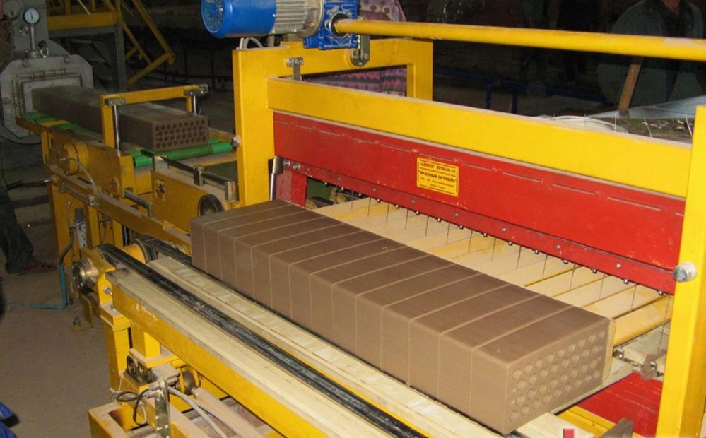 оборудование для производства кирпича из глины цена внимание дату
