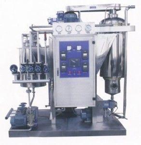 Турбулентный аппарат для приготовления карамели
