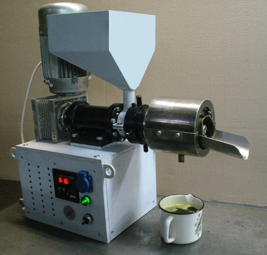 Изготовления подсолнечного масла в домашних условиях 141