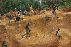 Добыча золота в ЮАР