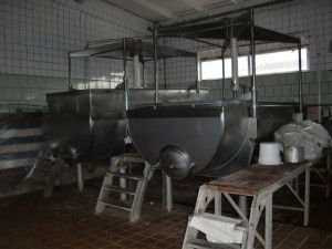 Оборудование для отделения сыворотки из творога
