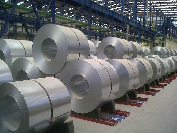 Оцинкованная сталь - сырье для воздуховодов