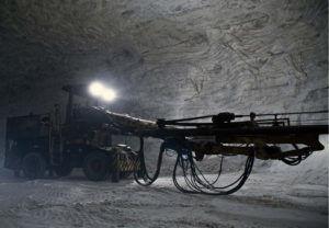 У шахтного способа добычи соли есть один серьезные недостаток — постоянная угроза обвала