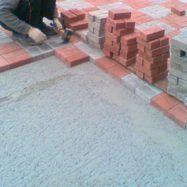 Вибростол для тротуарной плитки своими руками