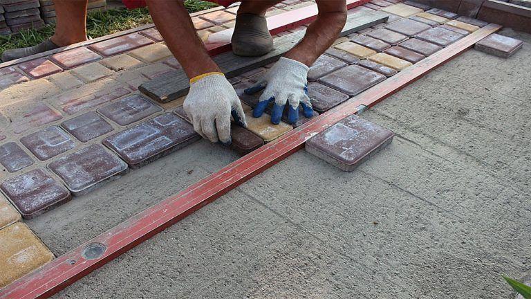 Полимерная плитка своими руками 45