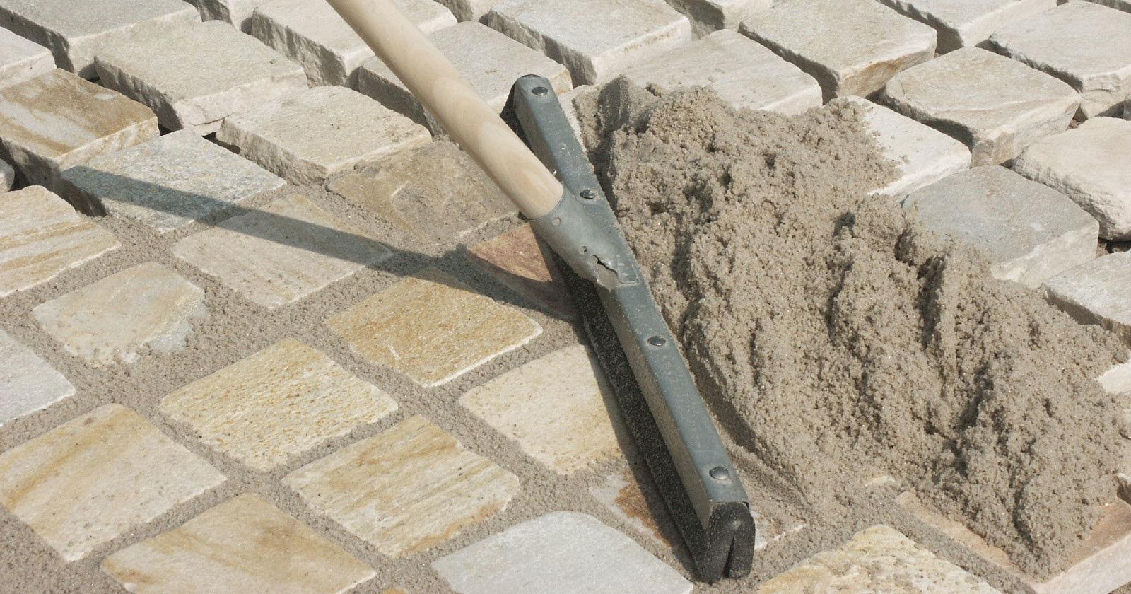 Состав раствора для тротуарной плитки: пропорции смеси 40