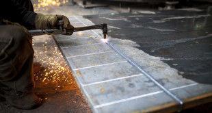 Как происходит резка металла газом