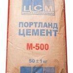 цемент
