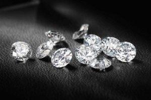 Алмаз — это редкий, однако, широко распространённый камень.
