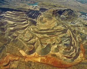 Алмазный рудник Аргайл