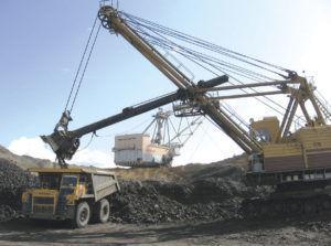 Иркутско–черемховский бассейн добычи угля