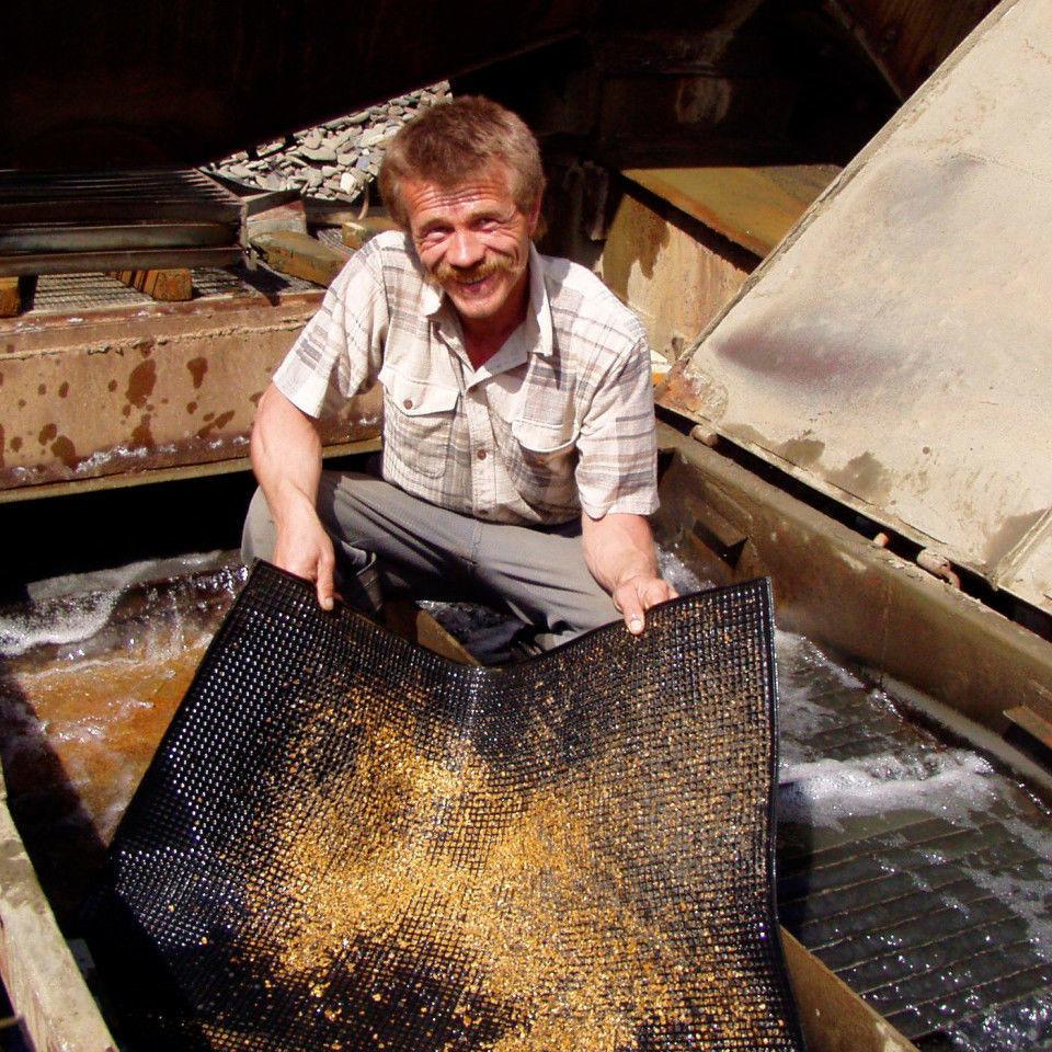 Как извлечь руды домашних условиях