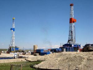 США месторождения природного газа