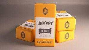 Наиболее подходящим цементом является М500