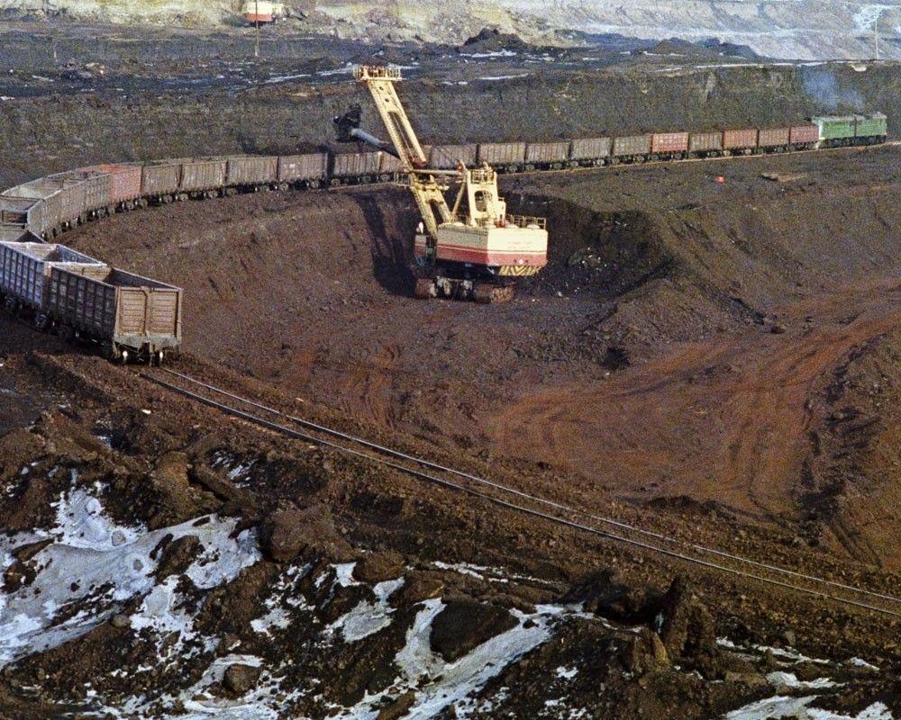 Транспортировка грунта насыщенного серебряной рудой