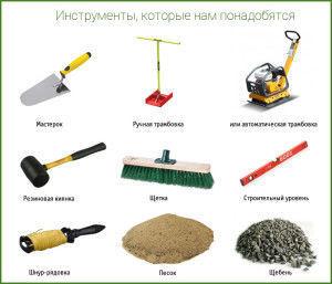 строительные инструменты