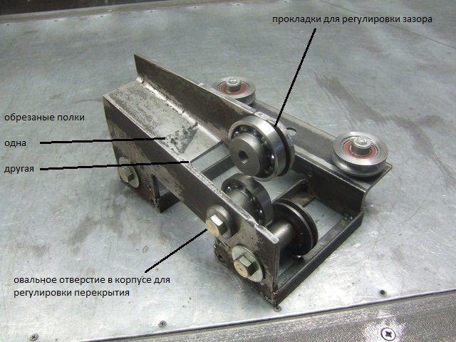 Ножницы для листового металла своими руками 883