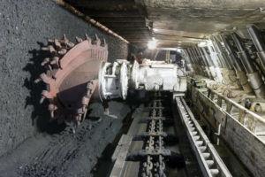 шахтная добыча угля