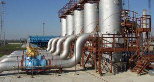 Установки по добыче природного газа