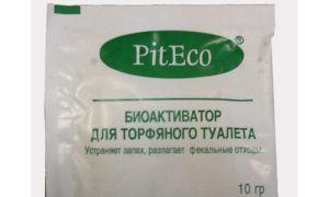 Биоактиватор для торфяных биотуалетов Piteco