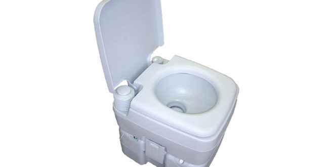 Биотуалет Bioforce Compact WC 12-20VD