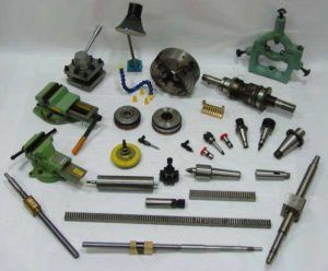 Элементы для изготовления самодельного токарного станка