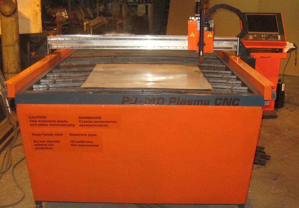 Лазерный станок для резки металла
