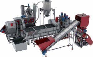 Оборудование по переработке ТБО