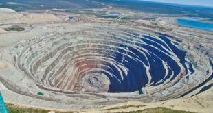 Разработка угольного месторождения открытым способом