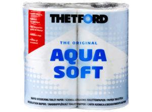 Thetford Aqua Soft (бумага для биотуалета)
