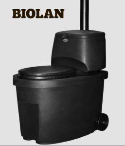 Биотуалет Biolan Komplet