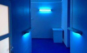 Дезинфекция помещения кварцевыми лампами