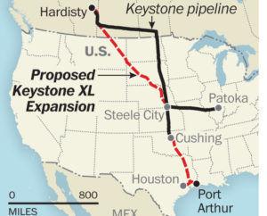 Нефтепровод Keystone