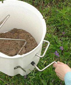 Отходы от биотуалета для удобрения