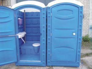 Парковый туалет