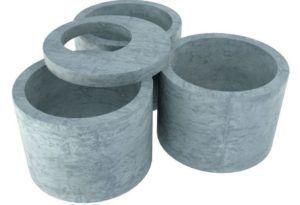 Преимущества бетонных колец - высокая прочность