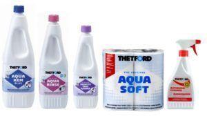 Разновидности Aqua Kem