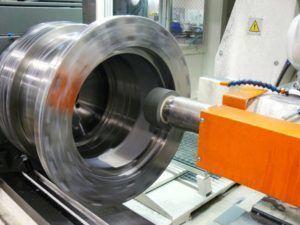 Шлифование металлических деталей