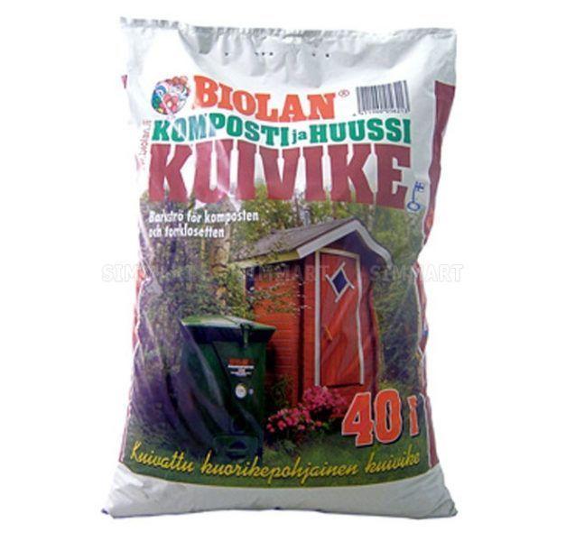 Сухая смесь для компостеров и биотуалетов Biolan