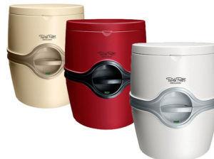 Цветовая гамма Thetford Porta Potti Excellence отличается большим выбором