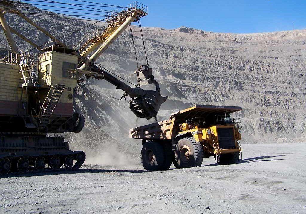 Техника для добычи урановой руды